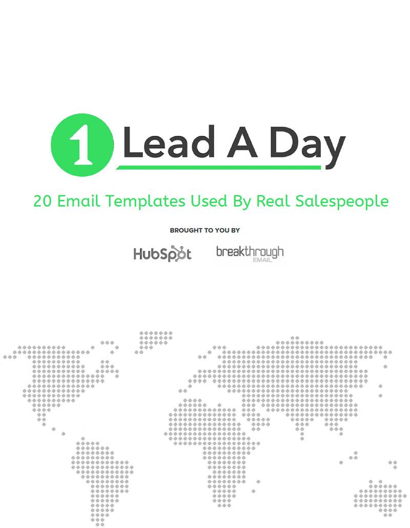 外贸开发信电子书:20个来自真实销售人员使用过的开发信模板