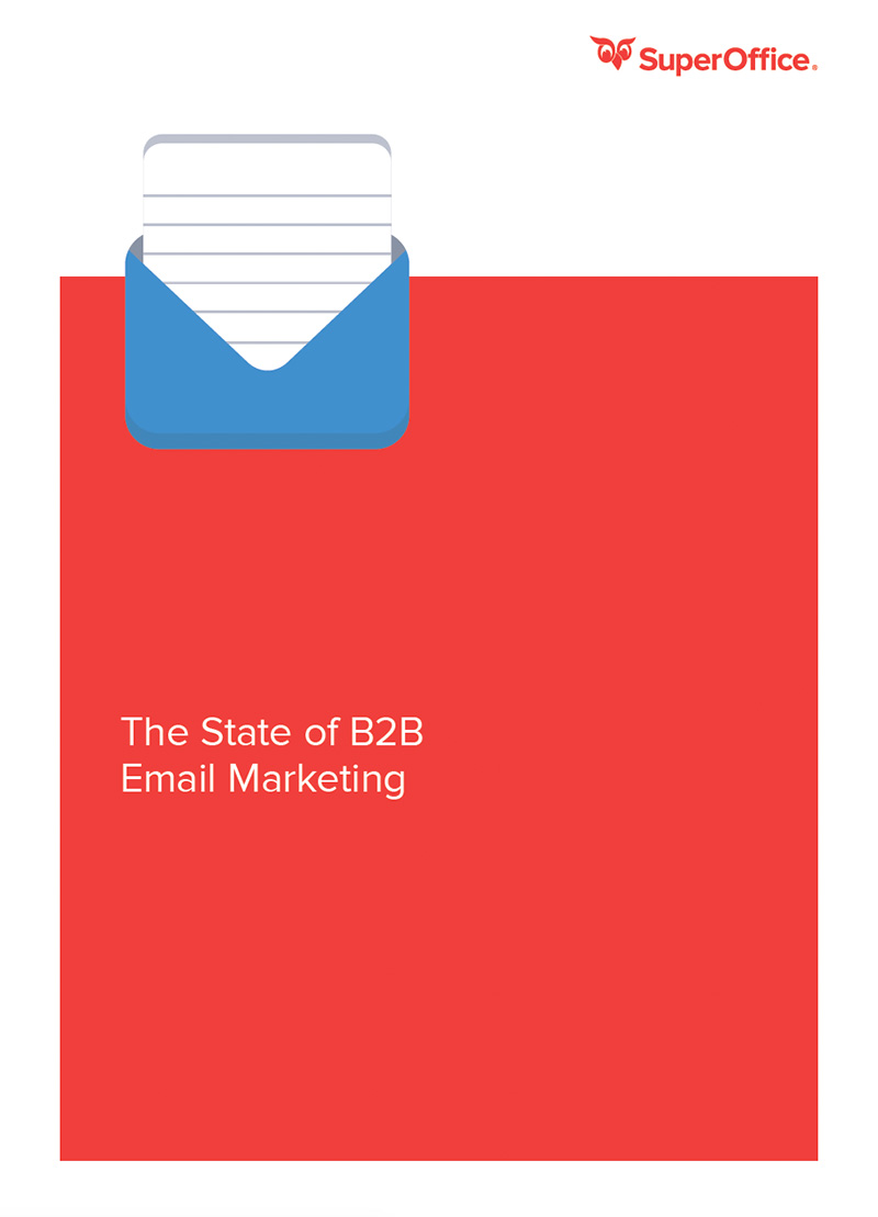 外贸开发信电子书:2018年B2B行业之邮件营销现状报告和使用情况