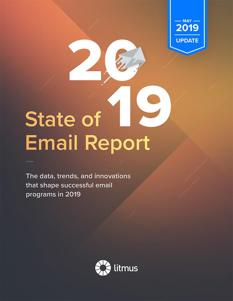 外贸开发信电子书:2019年电子邮件行业状况分析报告(Updated 2019 State of Email Analytics)