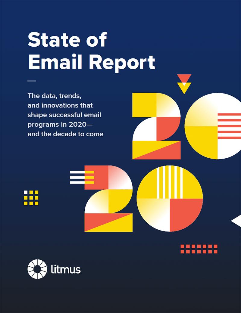 外贸开发信电子书:2020年电子邮件状况报告——电子邮件获得成功的数据/趋势/创新