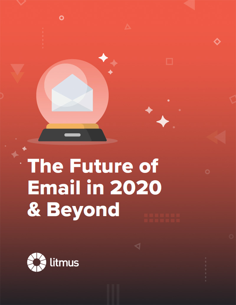 外贸开发信电子书:电子邮件营销在2020年及未来的前景