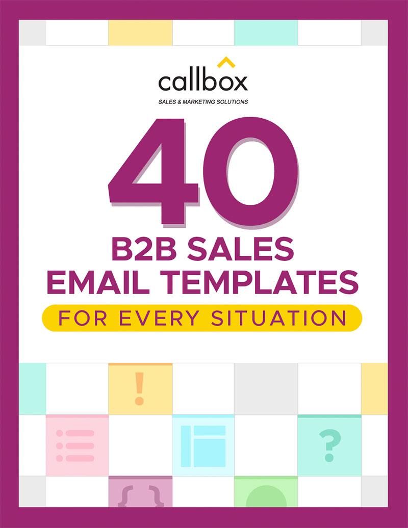外贸开发信电子书:40个覆盖全部情况的B2B开发信模板