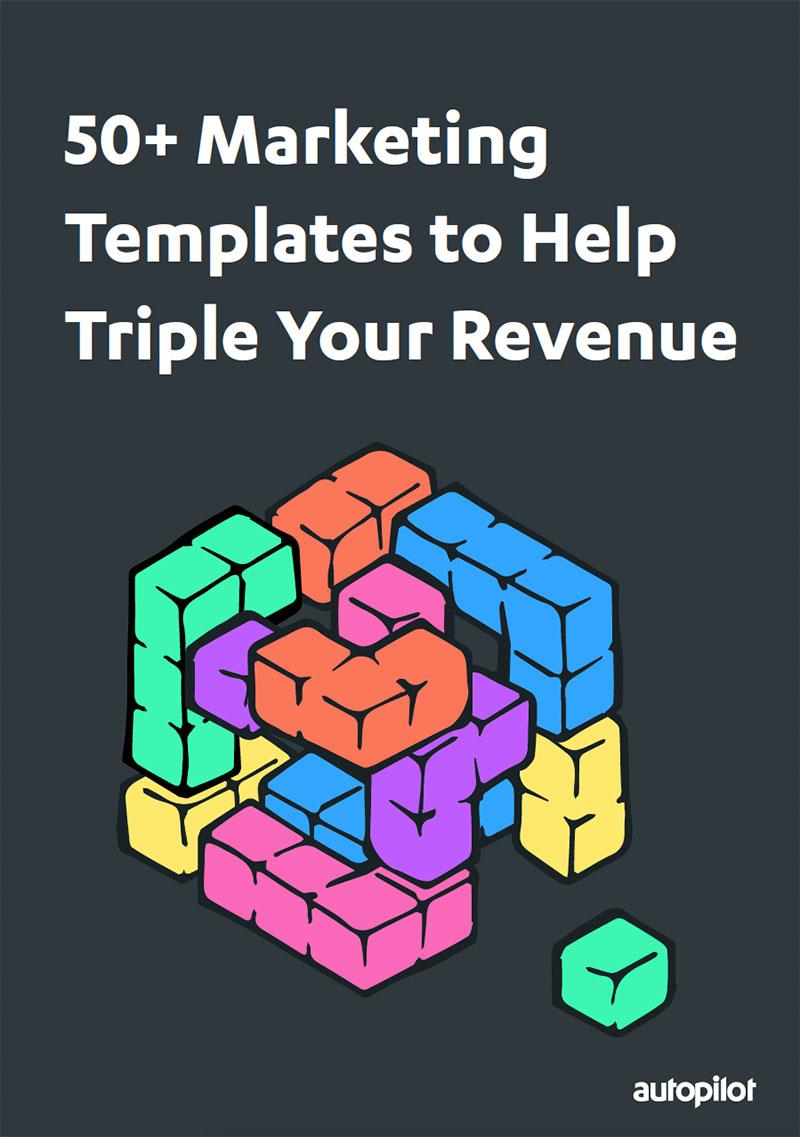 外贸开发信电子书:50个营销自动化模板