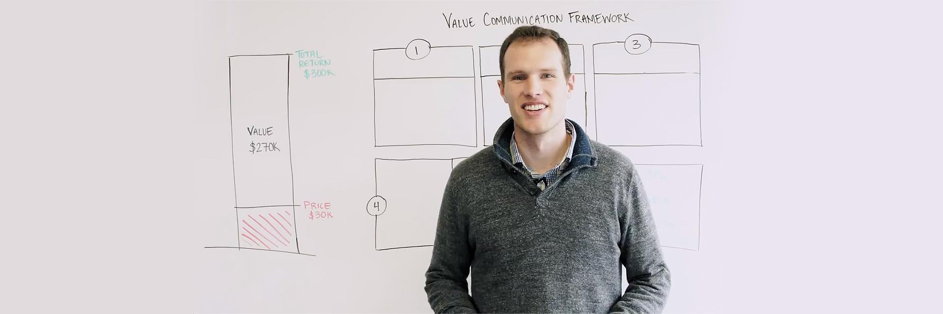外贸开发信视频:创造杀手级价值主张Value Proposition的4个步骤