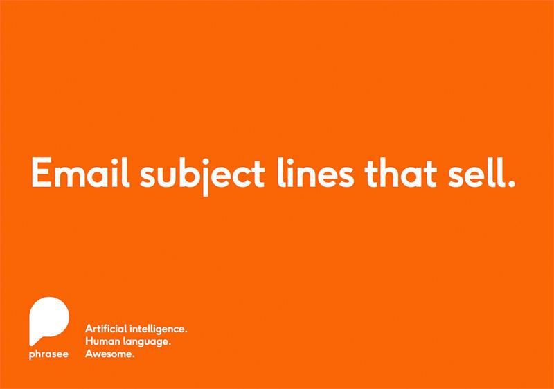 外贸开发信电子书:Email subject lines that sell.