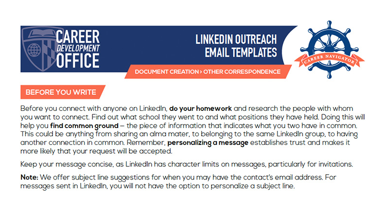 外贸开发信电子书:用于LinkedIn的开发信模板