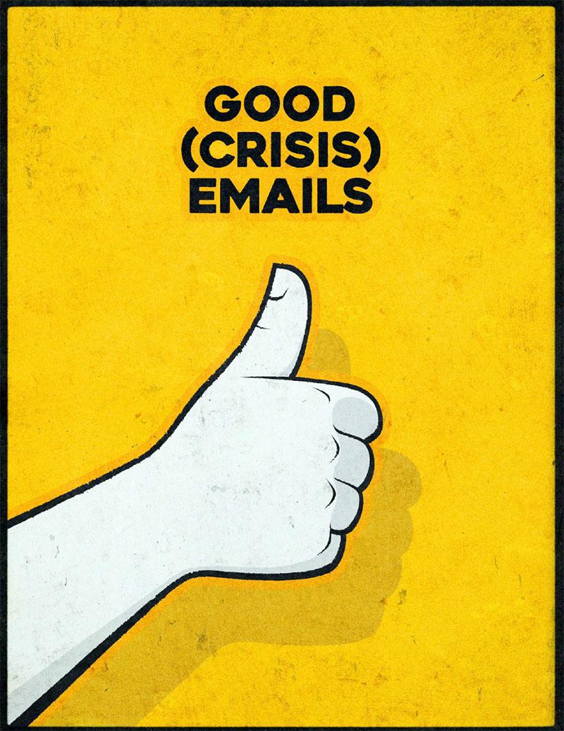 外贸开发信电子书:新冠疫情COVID-19时期的优秀电子邮件案例