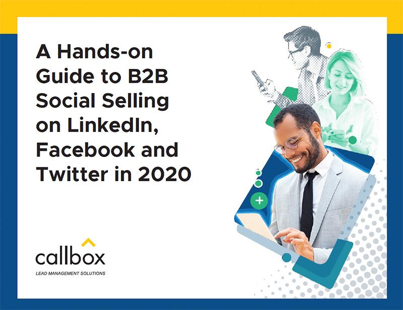 外贸开发信电子书:2020年Facebook & Twitter的B2B社交销售指南