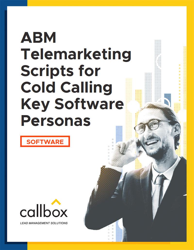 外贸开发信电子书:电话销售脚本——用于联系关键角色的cold call
