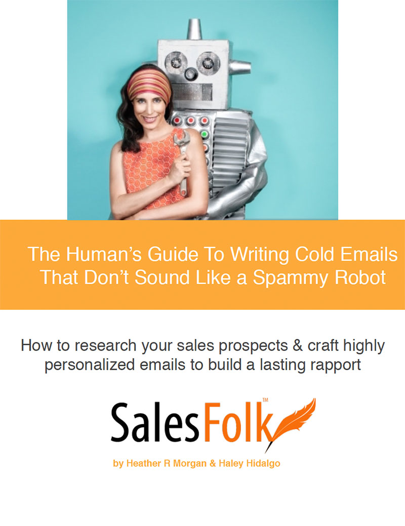 外贸开发信电子书:不要让你的外贸开发信读起来就像SPAM机器人写出来的一样——如何调研潜在客户并且让开发信高度个性化?
