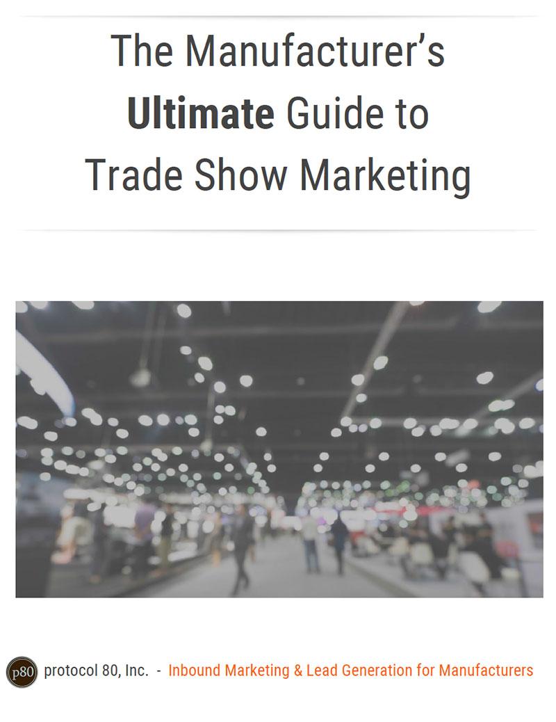 外贸开发信电子书:制造商贸易展会营销的终极指南