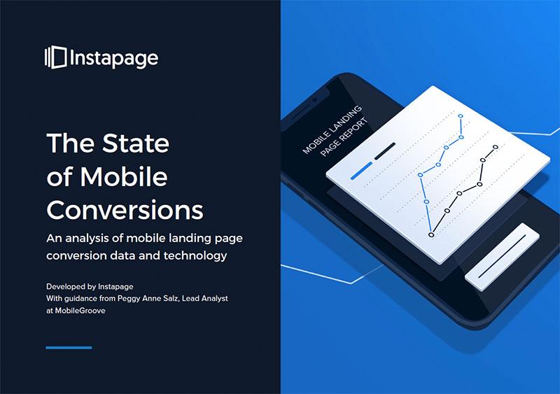 外贸开发信电子书:移动端转化率报告——手机Landing Page转换数据与技术分析
