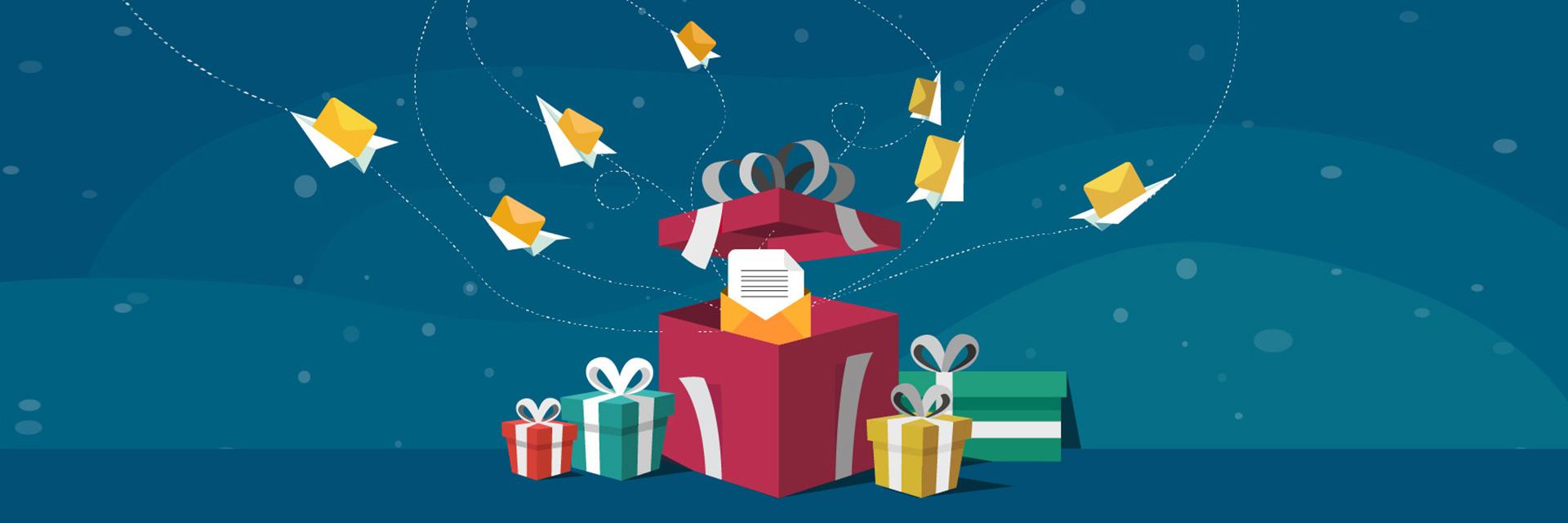 7个提高假日季节打开率的邮件模板