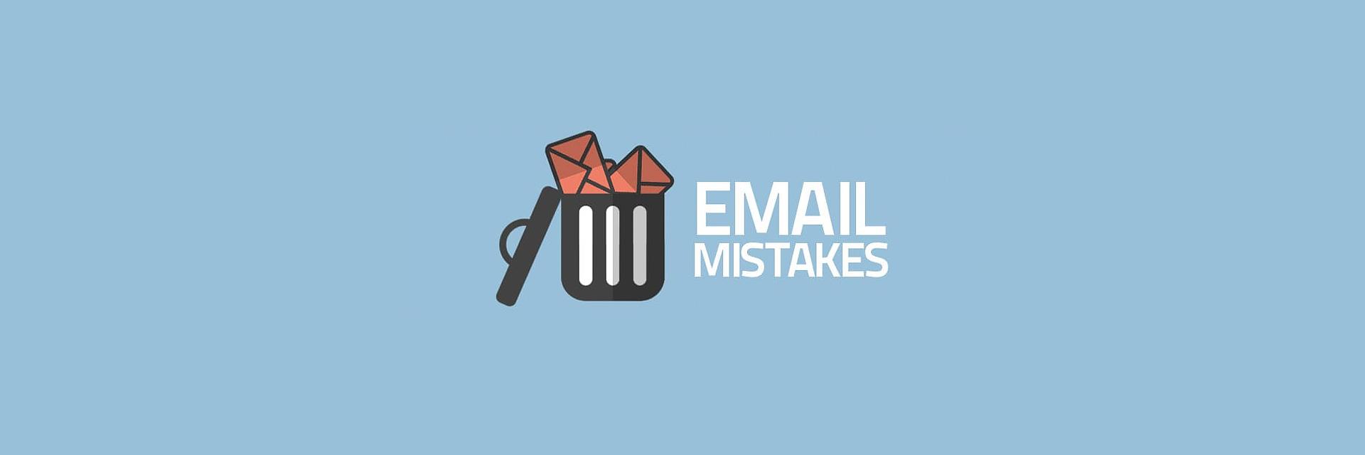 2020年你应该在发送开发信时避免的13个错误