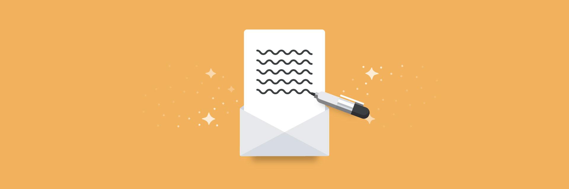 4个技巧避免你的外贸开发信写得就像出自一个机器人