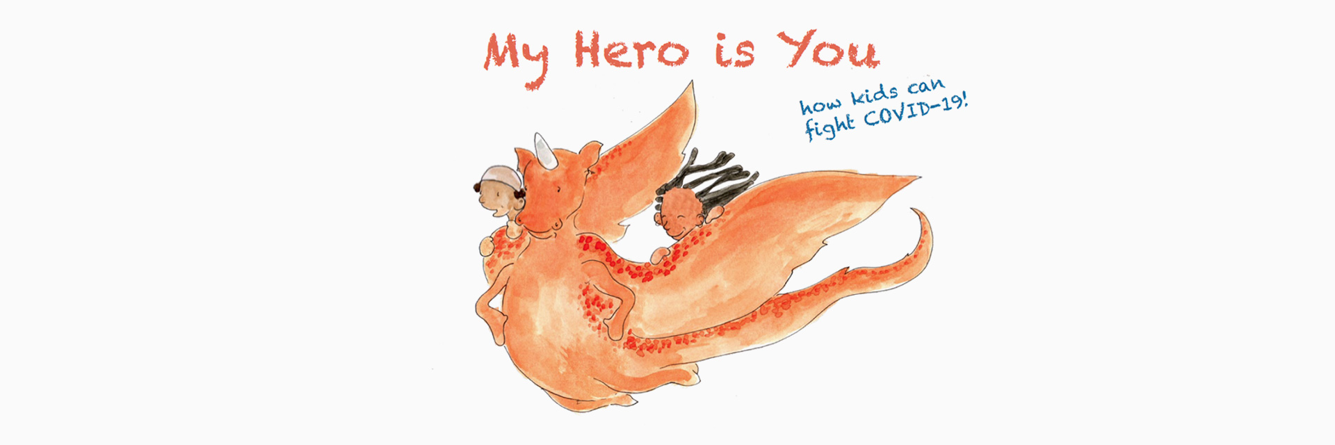 My Hero is You 你是我心中的英雄