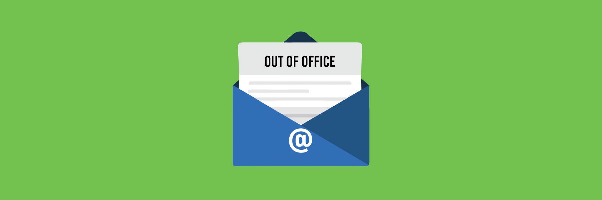 你觉得一封Out-of-Office邮件可以专业到什么程度?看完这7封邮件模板你就知道了