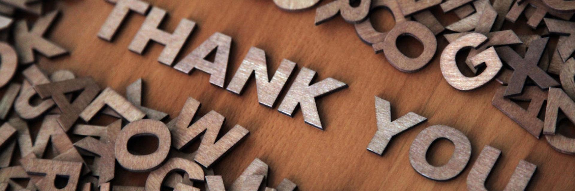 19个在商务英语中替代Thank You in Advance的句式及表述