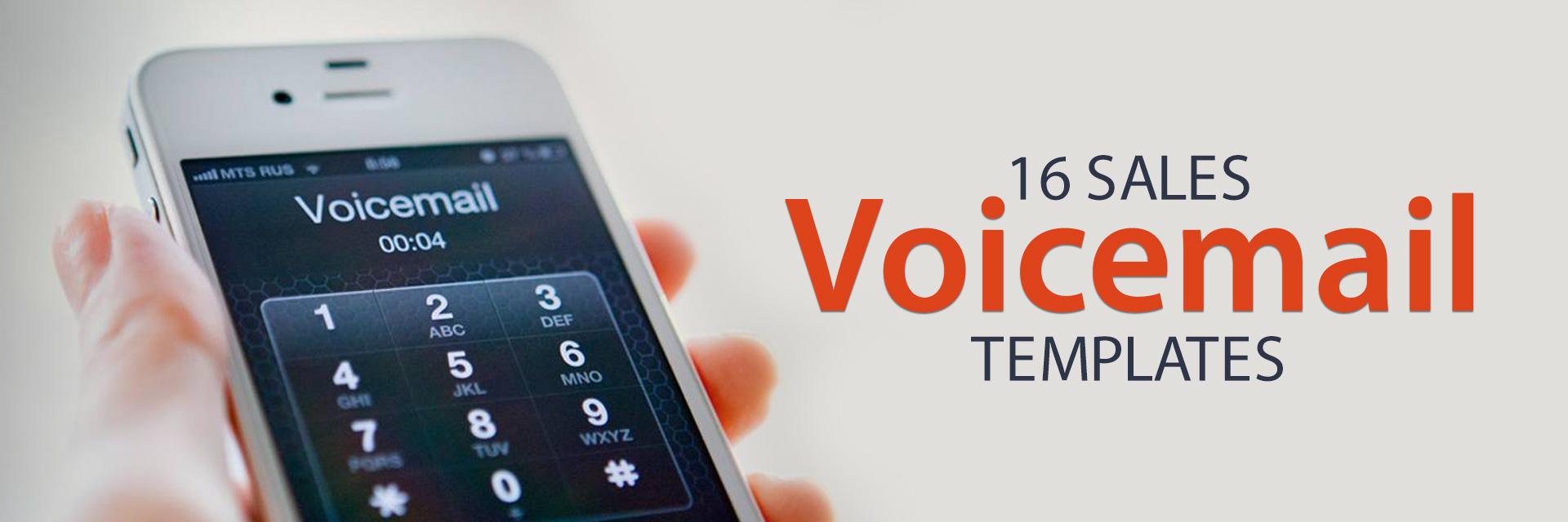 16个用于国外客户开发的Voicemail话术模板(也适用于cold call)