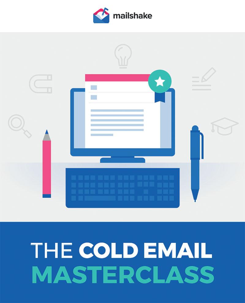 外贸开发信电子书:外贸开发信高级深造课程 The Cold Email Masterclass
