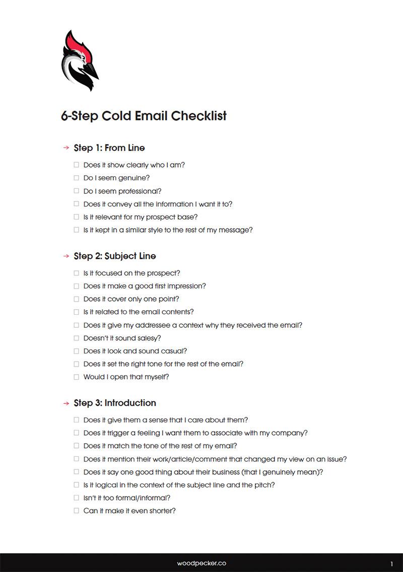 外贸开发信电子书:外贸开发信发送前的Checklist,让你的开发信达到另外一个专业级别