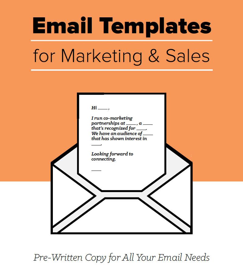 外贸开发信电子书:15封可以快速上手的Marketing & Sales邮件模板