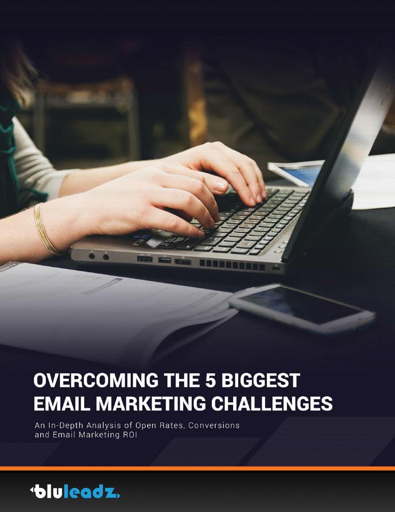 外贸开发信电子书:如何成功克服来自电子邮件营销EMD的5个最大挑战?